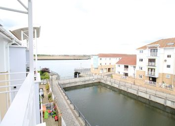 Thumbnail 2 bed flat to rent in Coble Landing, South Shields