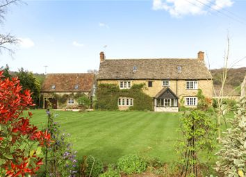 Thumbnail 5 bed detached house for sale in Forthay, North Nibley, Dursley, Gloucestershire