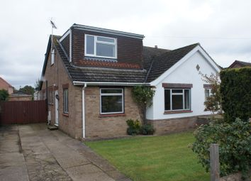 Thumbnail 4 bed semi-detached house for sale in Hill View, Lodge Road, Cranfield