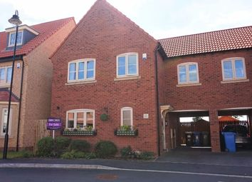 Thumbnail 4 bed link-detached house for sale in Baker Avenue, Gringley-On-The-Hill, Doncaster