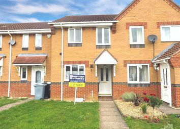 Thumbnail 2 bedroom terraced house to rent in Cowslip Drive, Deeping St. James, Peterborough