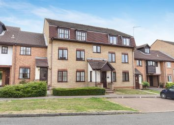 Thumbnail 2 bed flat for sale in Dart Close, St. Ives, Huntingdon