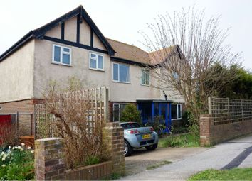 Thumbnail 5 bed detached house for sale in Brambletyne Avenue, Saltdean