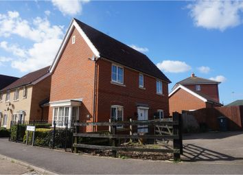 Thumbnail 3 bed detached house for sale in Phoenix Way, Stowmarket