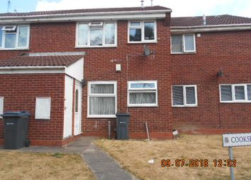 Thumbnail 1 bed flat for sale in Cooksey Road, Small Heath