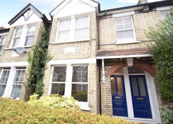 2 bed maisonette to rent in Kenley Road, St Margarets, Twickenham TW1
