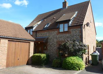 Thumbnail 3 bed property to rent in The Old Bakery Close, Methwold, Thetford