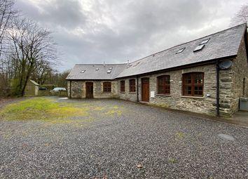 5 bed detached house for sale in Pontshaen, Llandysul SA44