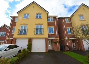 Thumbnail 4 bed semi-detached house to rent in Tulip Way, Leek