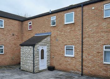 Thumbnail 2 bed terraced house for sale in Ely Close, Swindon, Wiltshire