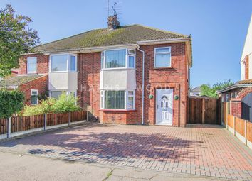 Thumbnail 3 bed semi-detached house for sale in All Saints Avenue, Colchester