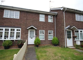 Thumbnail 2 bed terraced house for sale in The Laurels, Hopton, Great Yarmouth