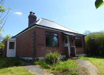 Thumbnail 3 bed bungalow for sale in Cribyn, Lampeter