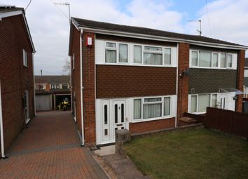 Thumbnail 3 bedroom semi-detached house for sale in Bambury Street, Saxonfields