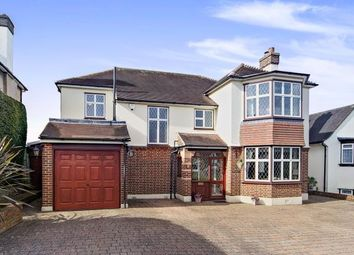 Thumbnail 5 bedroom detached house for sale in West Hill, Sanderstead, South Croydon