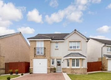 Thumbnail 4 bed detached house for sale in Crozier Crescent, Larbert, Stirlingshire