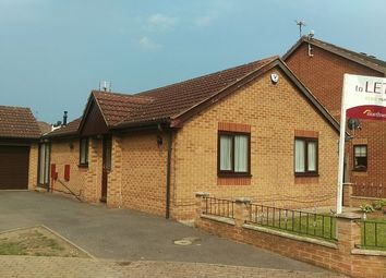 Thumbnail 3 bed detached bungalow to rent in Perran Grove, Cusworth, Doncaster