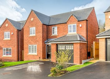 Thumbnail 4 bed detached house for sale in Thompson Way, Rothwell, Kettering