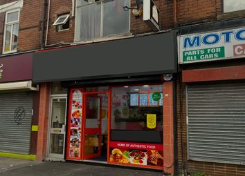 Thumbnail Retail premises for sale in Old Trafford M16, UK
