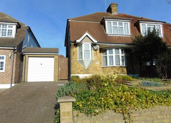 Thumbnail 4 bedroom semi-detached house for sale in Addington Road, South Croydon, Surrey