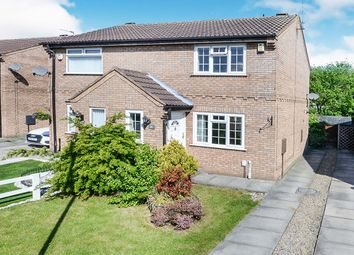 Thumbnail 2 bedroom semi-detached house for sale in Lindley Wood Grove, York