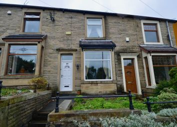 Thumbnail 2 bed terraced house for sale in Rosehill Road, Burnley