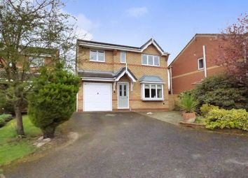 Thumbnail 4 bed detached house for sale in The Fairways, Winsford, Cheshire
