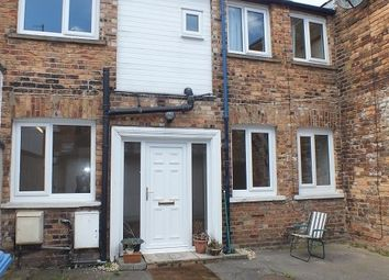 Thumbnail 2 bed mews house to rent in Gladstone Road, Scarborough