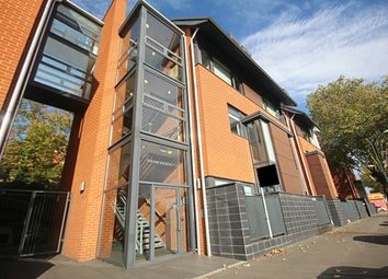 Thumbnail 2 bed flat for sale in Castle Boulevard, The Park, Nottingham