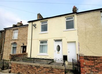 Thumbnail 2 bed cottage for sale in 17 Well Bank, Billy Row, Crook