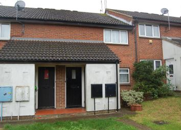 Thumbnail 1 bed flat for sale in Leygreen Close, Luton