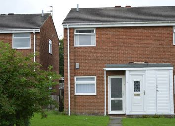Thumbnail 2 bed flat to rent in Hastings Court, Bedlington