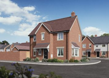 Thumbnail 3 bedroom detached house for sale in Ellesmere Road, Shrewsbury, Shropshire