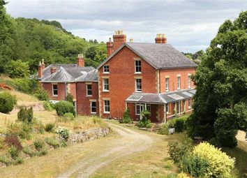 Thumbnail 13 bed detached house for sale in Cliff View Cottages, Llanymynech