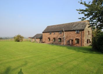 Thumbnail 4 bed barn conversion for sale in Kilreague, Llangarron, Ross-On-Wye