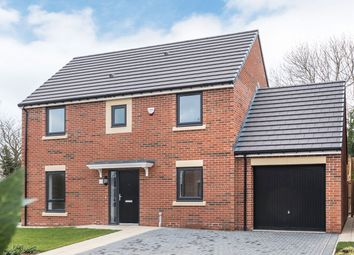 "Thumbnail 4 bedroom detached house for sale in ""The Nedderton"" at Loansdean, Morpeth"