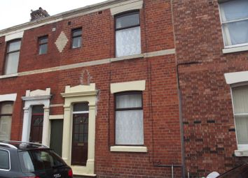 Thumbnail 3 bed terraced house to rent in Lovat Road, Preston