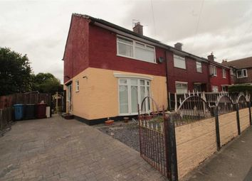 Thumbnail 2 bed end terrace house to rent in Rhosesmor Terrace, Rhosesmor Road, Liverpool