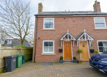 Thumbnail 4 bed semi-detached house for sale in Bernard Street, St. Albans