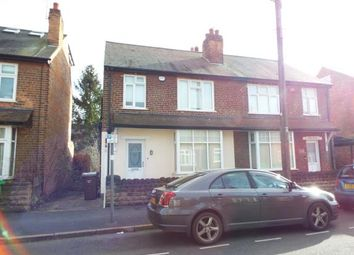 Thumbnail 6 bed semi-detached house for sale in Highfield Road, Nottingham, Nottinghamshire