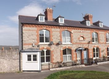 Thumbnail 3 bed terraced house to rent in Castle Hill, Denbigh