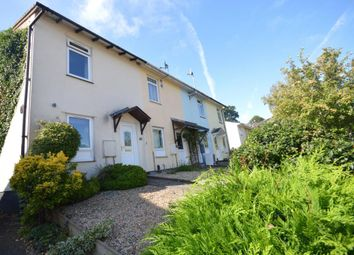 Thumbnail 2 bed end terrace house for sale in Chelmsford Road, Exeter, Devon