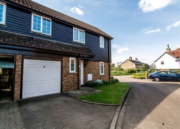 Thumbnail 2 bedroom semi-detached house for sale in Lakes Close, Langford, Biggleswade