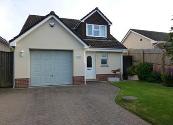 Thumbnail 3 bed detached house for sale in Park Avenue, Sticklepath, Barnstaple