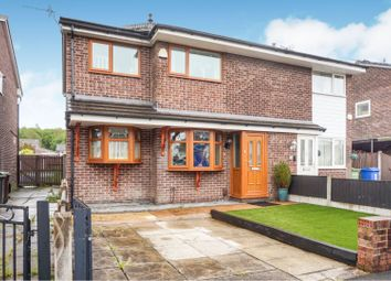 Thumbnail 3 bed semi-detached house for sale in Montford Rise, Wigan