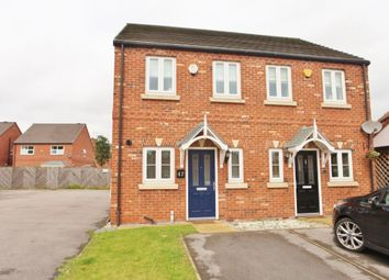 Thumbnail 2 bed semi-detached house for sale in Goldfinch Court, Wath-Upon-Dearne, Rotherham