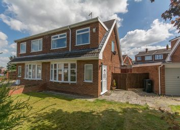 Thumbnail 3 bed semi-detached house for sale in Florita Close, Connah's Quay, Deeside