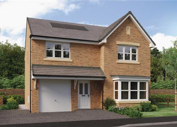 "Thumbnail 4 bed detached house for sale in ""Tait"" at Brora Crescent, Hamilton"