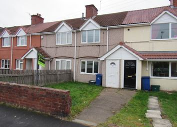 Thumbnail 3 bedroom terraced house for sale in Mcconnel Crescent, Rossington