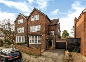 Thumbnail 5 bed semi-detached house for sale in Stafford Road, Sidcup